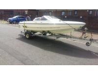 Fletcher speedboat
