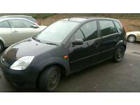 Ford fiesta spares or repairs does drive has mot