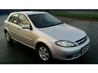 Chevrolet Lacetti 1.6 sx 5 door Genuine 19000 miles