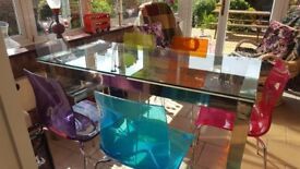 JOHN LEWIS Table and 6 chairs