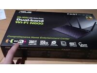 asus dual band router n600