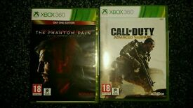 Xbox 360 games both for £15