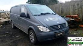 07 Mercedes Vito Cdi Xlong ***BREAKING ALL PARTS AVAILABLE
