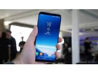 Samsung S8 black unlocked