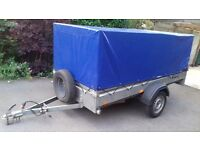 Car Trailer - large