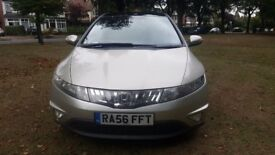 HONDA CIVIC 2.2 CTDI DIESEL PANORAMIC ROOF