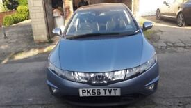 HONDA CIVIC 1.8 ( only 45801 miles done))