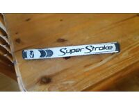 Super stroke grip