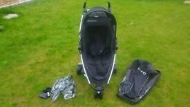 Quinny Zapp Push Chair / Pram / Stroller
