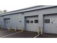 Available to let now, 450 sqft workshop in Ebbw Vale only £347 per month