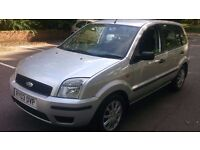 FORD FUSION 2(2003)1.6