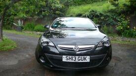 Vauxhall Astra GTC SRI CDTi S/S Black