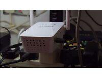 NETGEAR 1200 Mbps Wi-Fi Range Extender