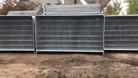 🌻£875 Heras Temporary Fencing X35