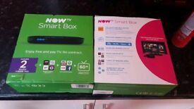 NOW TV Smart Box + 2 month cinema pass