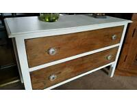 Vintage Up-cycled Chest of Drawers