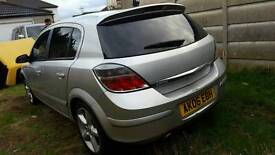 Vauxhall ASTRA 1.9 SRI CDTI (Spares or Repairs)