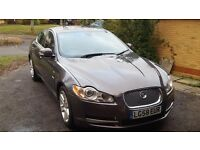Jaguar XF Premium 2.7l Diesel 2008 High options, MOT till 27 April 2017 BARGAIN!!!