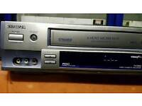 Aiwa video tape player and recorder fully working