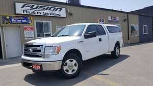 2013 Ford F-150 XLT-1 OWNER OFF LEASE-SYNC-TOW PKG-