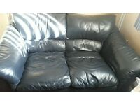 selling 2 seater sofa blue 100 quid still at dfs
