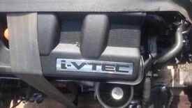 Honda Civic MK8 2006-2011 I VTEC 1.8 Petrol Semi Auto R18A2 Complete Engine 73k