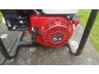 Honda GX160 110v generator doesnt run