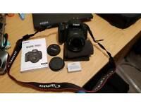 Canon 700ddslr camera
