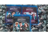 Harry Potter Bluray