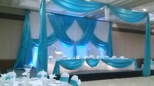 Wedding Decor, Chair Covers ,Sashes,Tablecloths,Table Runners Windsor Region Ontario image 4