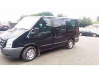 2009 FORD TRANSIT 115 TOUR T280 9 seater, bus TREND NO VAT