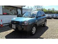 Hyundai Tucson CDX CRDI 2.0 4x4