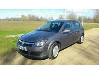 VAUXHALL ASTRA 1250 cc DIESEL 2006 LOOKS AND DRIVES PERFECT