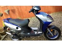 Scooter sold as seen