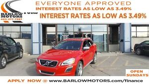 2013 Volvo XC60 T6 (APPLY NOW DRIVE NOW)