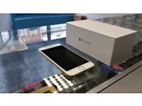 (RECEIPT given) Great condition BOXED Apple iPhone 6 16GB Gold on EE/Virgin