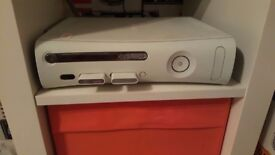 Xbox 360 with games and lots of extras
