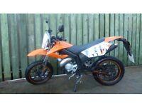 JSM 50 Motorbike/Moped