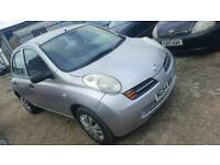 Nissan Micra 5 door, 1.4 deisel , with mot, good runner, cheap car