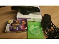 Custom Painted Xbox 360 Slim 250GB Model With Kinect