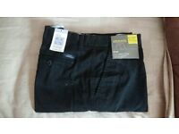 Mens Cotton Chinos - Marks & Spencers