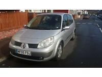 renault grand scenic dynamique dci mpv diesel 1.5 7 seater