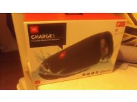 JBL Charge3 speaker for sale.