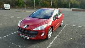 Peugeot 308 sport 1.6 (64000 miles )2 owners