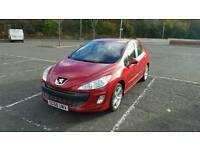 Peugeot 308 vti sport 1.6 (64000 miles )2 owners