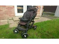 Mothercare Trenton Deluxe 3 in 1 travel system