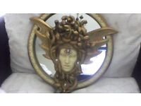 Medusa Wall Mirror