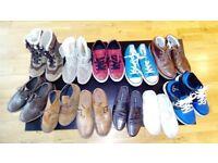 Boys Designer Footwear. Pick up only