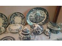 Vintage plates and many mor item