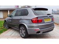 2010 60 BMW X5 3.0D M SPORT AUTO 68K FSH(CHEAPER PART EX WELCOME) ***FSH***